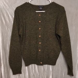 Limited Cotton Sweater Woman's Small